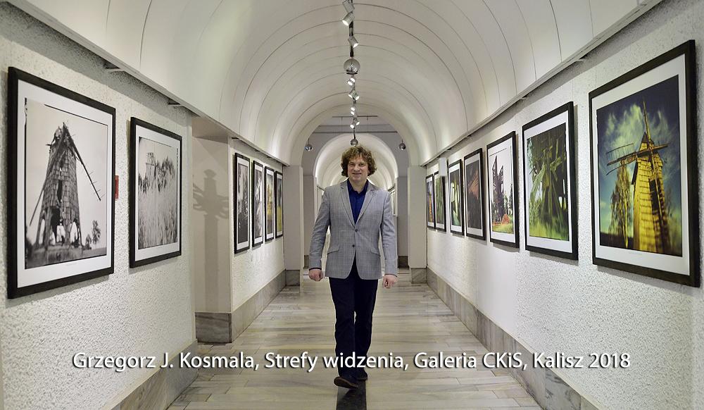 Strefy widzenia, Grzegorz J. Kosmala