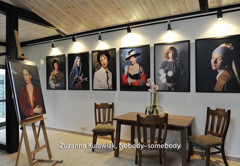 Nobody - somebody, Zuzanna Kulawiak